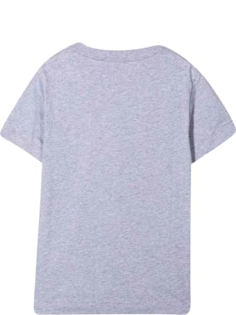 Fendi Gray T-shirt Dress