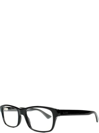 Gucci Gucci Gg0006o Black Glasses
