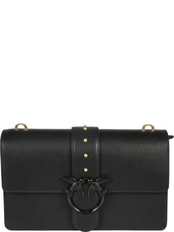Pinko Love Classy Icon Shoulder Bag