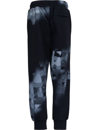 A-COLD-WALL Brush Stroke Jersey Jogger  With Logo