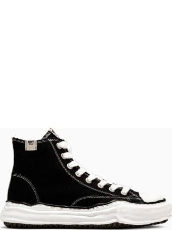 Mihara Yasuhiro Original Sole Canvas Sneakers A01fw701