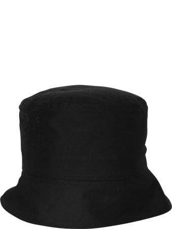 Valentino Garavani Cappello Bucket Vltn Nero