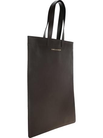 Comme des Garçons Wallet Comme Des Garcons Wallet Classic Leather Tote