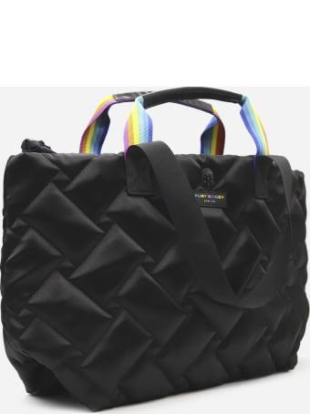 Kurt Geiger Shoulder Bag With Quilted Design