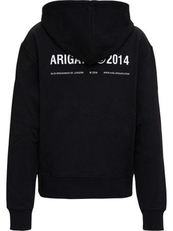 Axel Arigato London Organic Cotton Hoodie With Logo