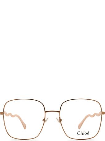 Chloé Chloé Ch0056o Pink Glasses