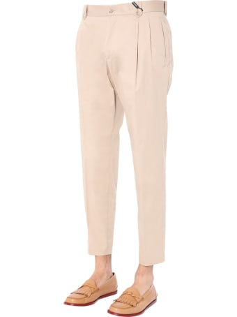 Dolce & Gabbana Pants With Clips