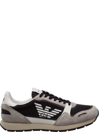Emporio Armani Rockstud Sneakers