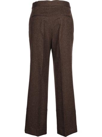 Victoria Victoria Beckham Cropped Flared Trouser
