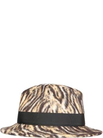 Saint Laurent Wide-brimmed Hat