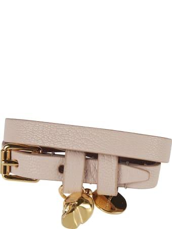 Alexander McQueen Double-wrap Bracelet