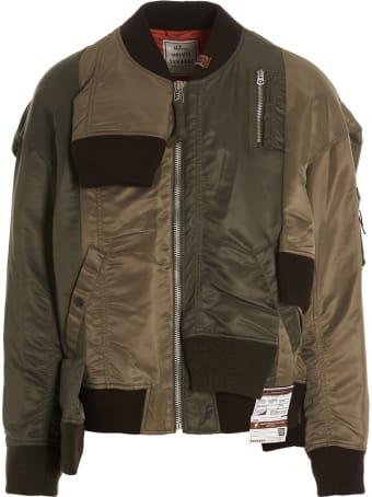 Mihara Yasuhiro 'ma-1' Jacket