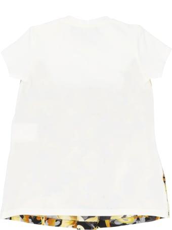 Young Versace 'barocco' Dress