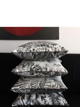 Taitù Square Cushion Giraffe - Wild Spirit Collection