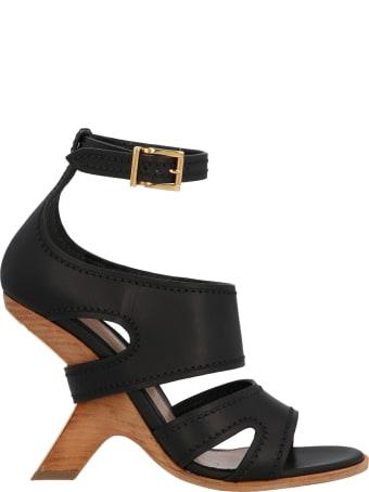 Alexander McQueen 'n13 Wedge' Shoes