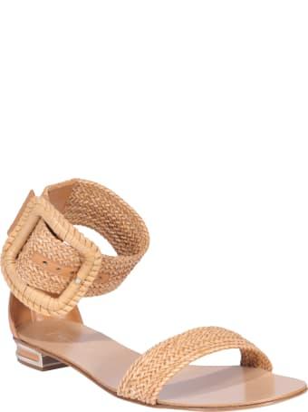 Casadei Sabrina Flat Sandals
