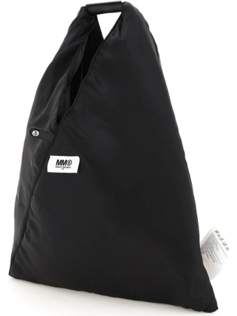 MM6 Maison Margiela Nylon Reversible Japanese Bag