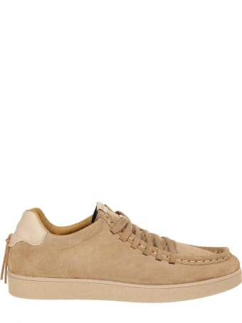 Barracuda Sydney Lace-up Shoes In Suede