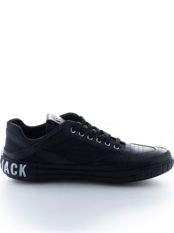 Hide&Jack Volcanic Black Sneakers