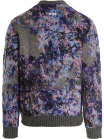 MSGM Jacquard Sweater