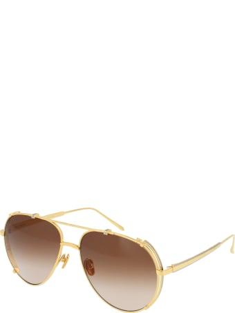 Linda Farrow Newman Sunglasses