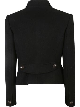 Bazar Deluxe Multi-pocket Buttoned Jacket