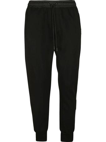 Dolce & Gabbana Classic Ribbed Track Pants