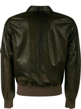 Parajumpers Brigade Leather-man Jacket