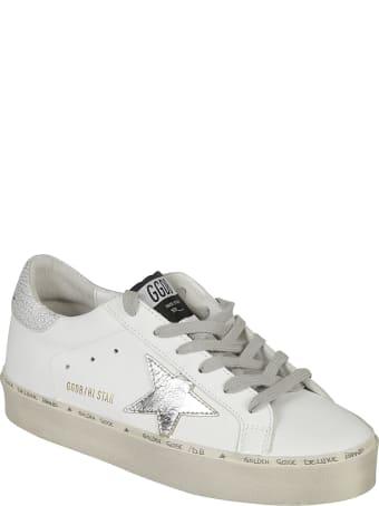 Golden Goose Hi Star Classic Sneakers