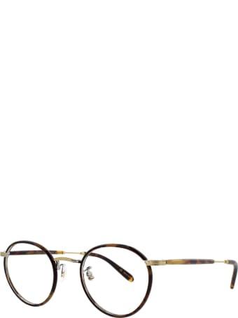 Garrett Leight Garrett Leight Wilson Bourbon-tortoise Glasses