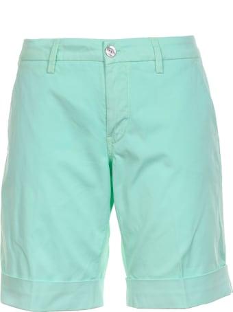 Re-HasH Bermuda Shorts Green