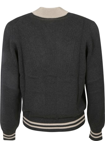 Brunello Cucinelli Knit Zipped Cardigan