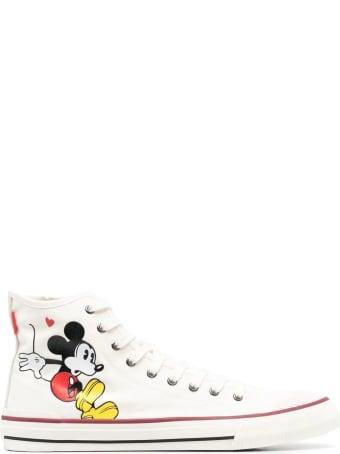 M.O.A. master of arts Kit Hi Michey Mouse Printed
