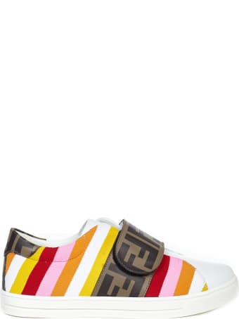 Fendi Kids Sneakers