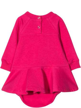 Chiara Ferragni Newborn Fuchsia Dress