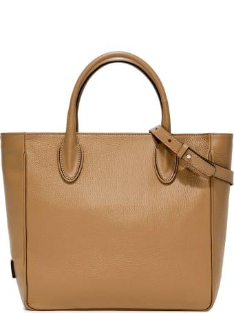 Gianni Chiarini Camel Shopping Bag