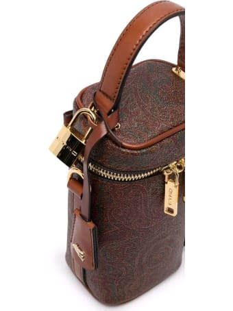Etro Pegaso Arnica Beaty Crossbody Bag