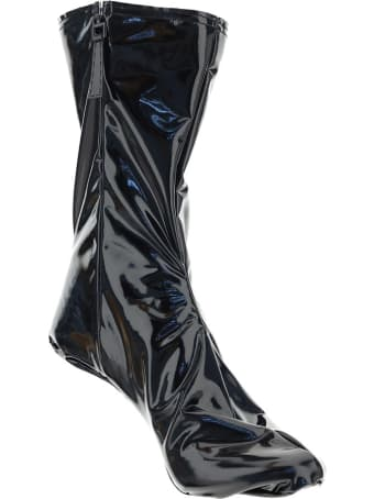 Wolford Amina Muaddi X Wolford Socks