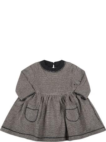 "Caffe' d'Orzo Multicolor ""carla"" Dress For Baby Girl"