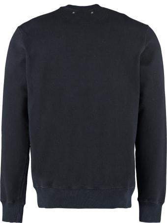 Golden Goose Archibald Logo Detail Cotton Sweatshirt
