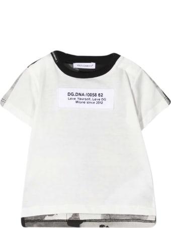 Dolce & Gabbana White T-shirt