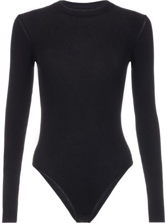 Bevza Bodysuit With Low Waistline