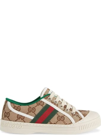 Gucci Children's Gucci Tennis 1977 Sneaker