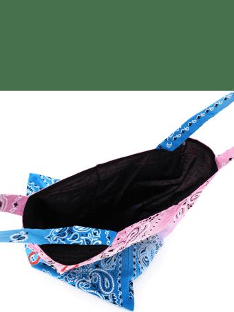Arizona Love Beach Shoulder Bag With Bandana Print