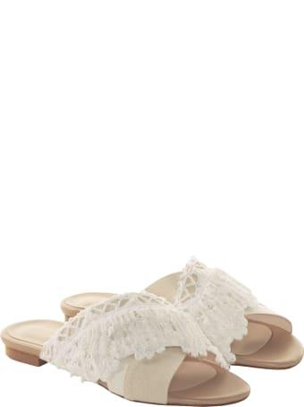 Beatrice .b Flat Shoes