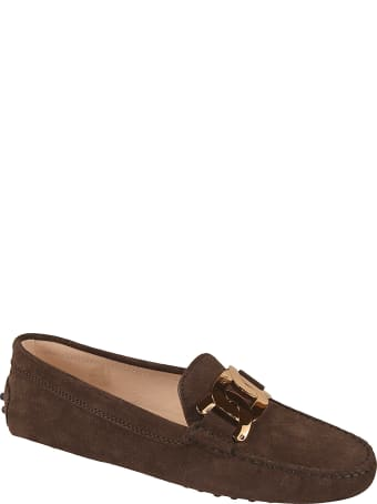 Tod's Gommini Catena Loafers