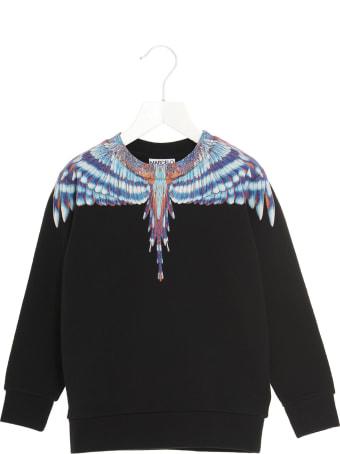 Marcelo Burlon 'blue Birds Wings' Sweatshirt