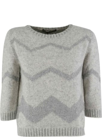 D.Exterior Wool Sweater