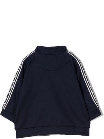 Fendi Navy Blue Cotton Jacket