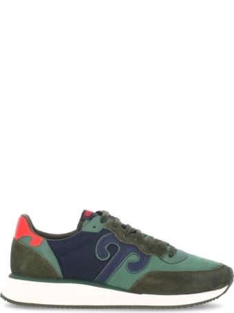Wushu Ruyi Leather M206 Master Sneakers